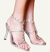 Cassandra - Hollywood Glamor Party Shoe