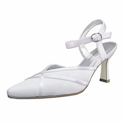 Devine Dyeable Bridal Wedding Shoes 5014