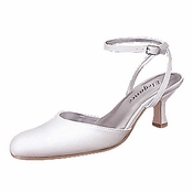 Gloria Dyeable Bridal Wedding Shoes 5009