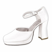 * Joey Dyeable Bridal Wedding Shoes 5034