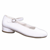 Gina Adult Dyeable Bridal Wedding Shoes