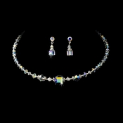 * Necklace Earring Set NE 232 AB **4 left**