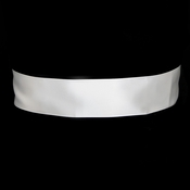 * Plain Sash Satin Belt 49