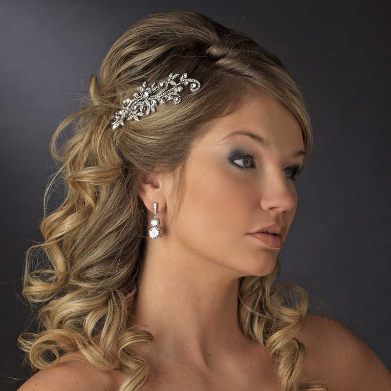 Wholesale Beautiful Vintage Bridal Wedding Hair Comb