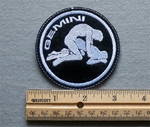 Gemini - Zodiac Sign - Sexual Position - Embroidery Patch