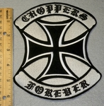 Choppers  Forever - With Chopper Symbol - Embroidery Patch
