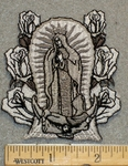 Our Lady Of Guadalupe - Embroidery Patch