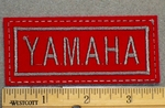 Yamaha - Embroidery Patch