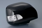 LEXUS LX470 signal side mirror cover Pair SAE/footlamp