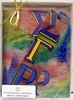 B10 - Rho 9 Blank Notes & 1 Bookmark