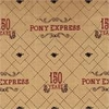 7134 Pony Express-Tan 150 Years