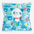 [Special Day - Panda] Chair Seat Cushion / Chair Pad (15.8 by 15.8 inches)