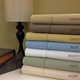 Olympic Queen Wrinkle Free 650 Egyptian Cotton Sheet Sets