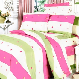 [Colorful Life] Luxury 6PC MEGA Comforter Set Combo 300GSM (Twin Size)