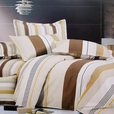 [Shale] Luxury 4PC Comforter Set Combo 300GSM (Twin Size)