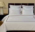 Amy 5PC Embroidered Full/Queen Duvet cover Set