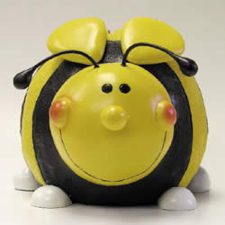 Bumble Bee Bug Money Bank