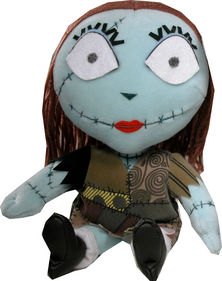 The Nightmare Before Christmas Deformed Sally Plush