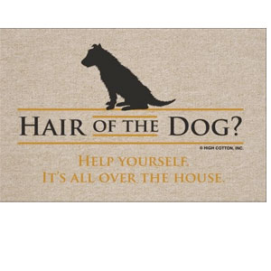 Hair of the Dog Doormat
