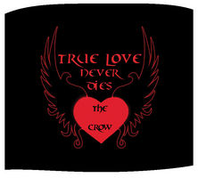 The Crow True Love Wristband