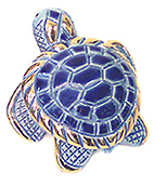 Sea Turtle Baby Figure Rincababy Collection