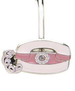 Finders Key Purse Princess Fone Finder