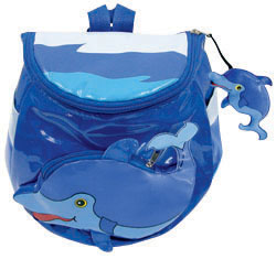 Kidorable Dolphin Kids Backpack