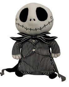 The Nightmare Before Christmas Jack Stubby Plush A
