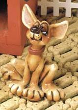 Chico Chihuahua Beasties Pet Figurine
