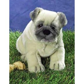 "Stafford Pug Lou Rankin 11"" Plush"