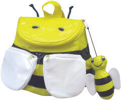 Fun Kidorable Bumble Bee Backpack