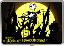 The Nightmare Before Christmas Jack Arms Crossed ID Case