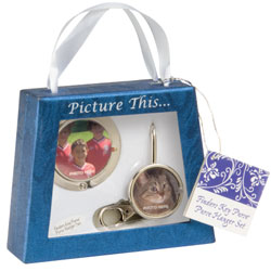 Finders Key Purse Picture This Photo Gift Set