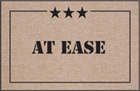 At Ease Doormat