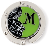 M Monogrammed Purse Hanger - Hang Em' High