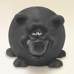 Black Bear Funny Money Bank