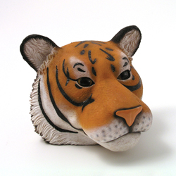 Tiger Face Money Bank by Swibco