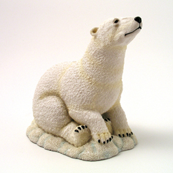 Polar Bear Money Bank