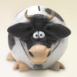 Cow Fun Money Bank