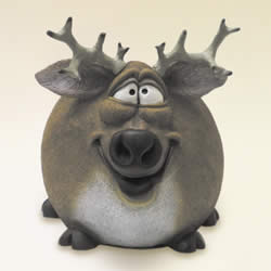 Funny Deer Money Bank-Discontinued