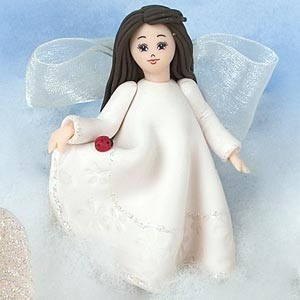 Kneeded Angels Small Angel Figures