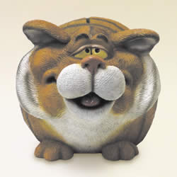 Fat Tiger Money Bank