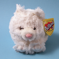 Bailey Cat Plush Puffkins 2