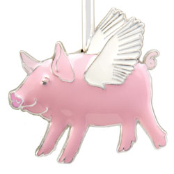 Finders Key Purse When Pigs Fly Key Finder