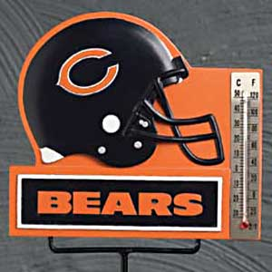 Chicago Bears NFL Thermometer