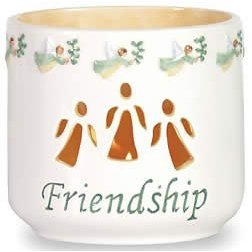 Waxcessories Friendship Message Votive