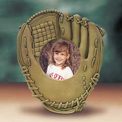 Baseball Glove Photo Frame