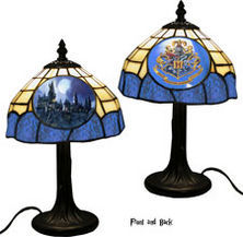 Harry Potter Hogwarts Tiffany Style Lamp