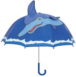 Kidorable Dolphin Umbrella