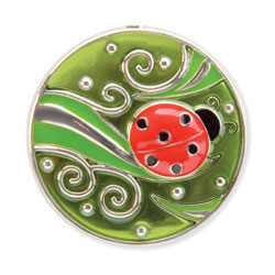 Finders Key Purse Ladybug Key Finder